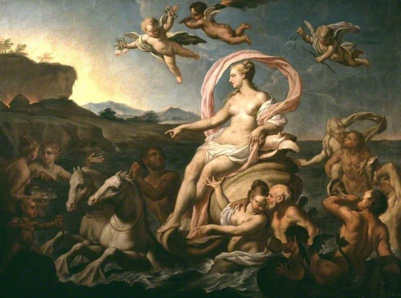 Amphitrite Kimdir? | Amphitrite Tanrıçası Ne Demek?