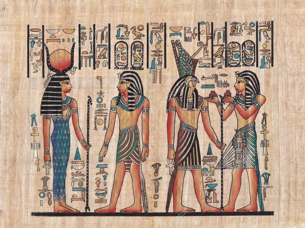 Mısır Tanrıları Soy Ağacı