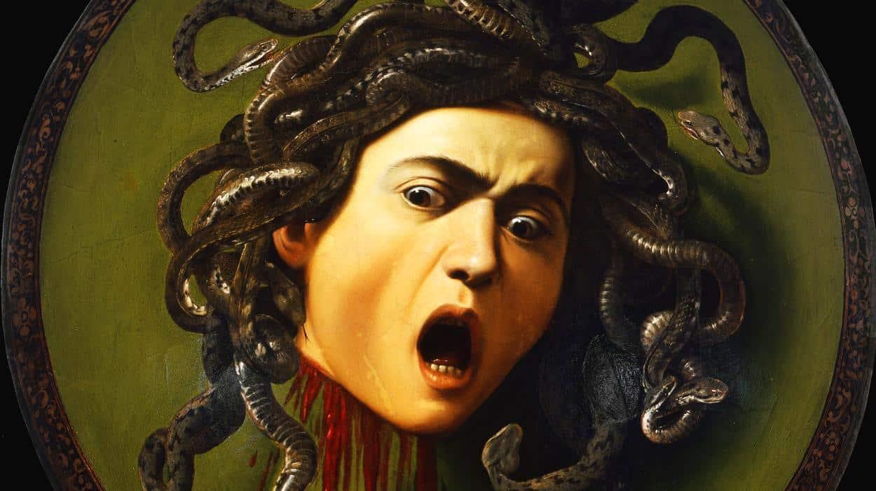 Medusa'nın Hikayesi | Yılan Saçlı Gorgon