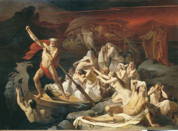 Yunan Mitolojisinde Yeraltı Dünyasına Giden Ölümlüler