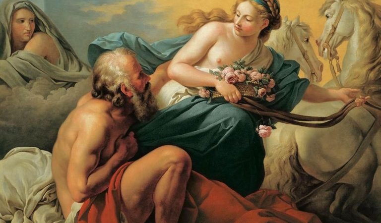 Eos | Yunan mitolojisinde Tanrıça Eos Kimdir?