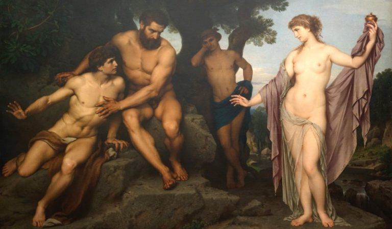 Epimetheus Kimdir? | Yunan Mitolojisinde Epimetheus