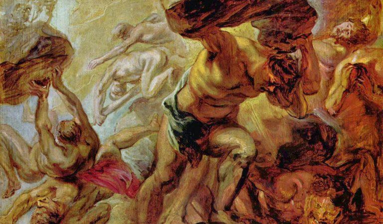 İapetus Kimdir?   Yunan Mitolojisinde İapetus