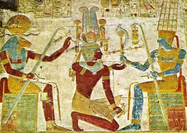 Khnum Kimdir? | Mısır Mitolojisinde Khnum