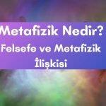 metafizik-felsefe