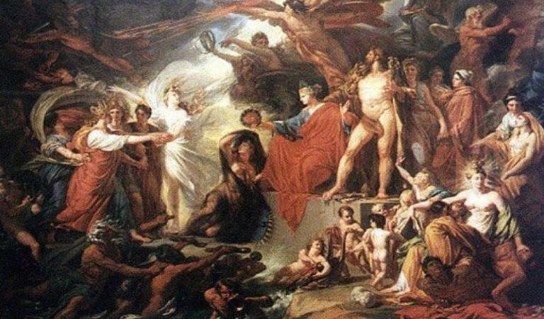 Yunan Mitolojisinde Titanlar | Titanlar Nedir?